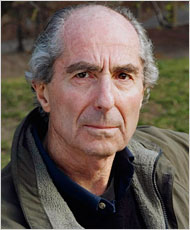 Philip Roth - foto: Nancy Cropton, NyTimes