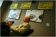 Chief Proposition 8 strategist Frank Schubert
