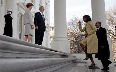 Bushes and Obamas