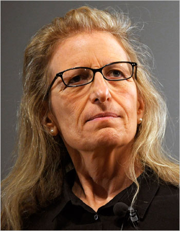 Annie Leibovitz has elected to sell the rights to her images for financial assistance