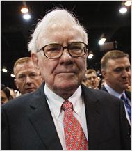 Warren Buffett is leaving his position on the board of the Washington Post Company.
