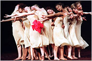 Remembering Pina Bausch
