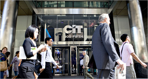 CIT Group Headquarters in New York