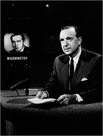 Walter Cronkite Is Dead at Age 92