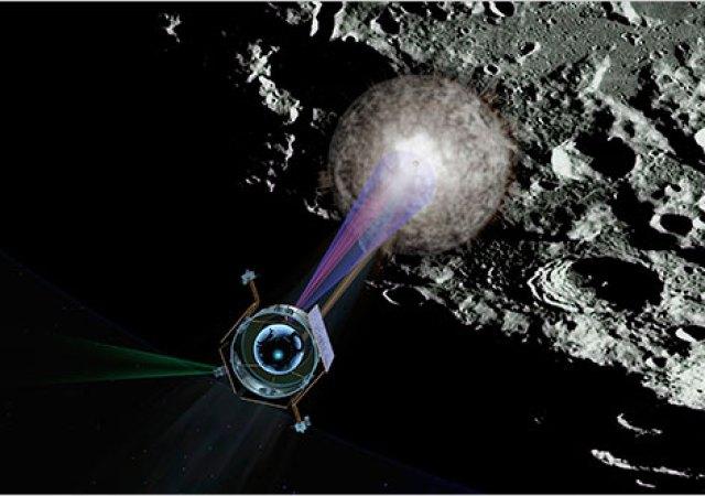 LRO Moon