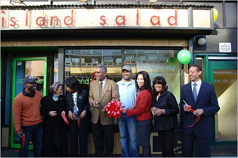 Island Salads
