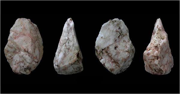 Image result for Quartz hand-axes crete