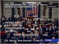 C-Span Puts Its Full Archives on the Web