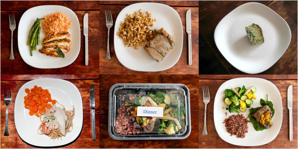 Suiting a Home Diet Meal Plan to My Tastes - The New York ...