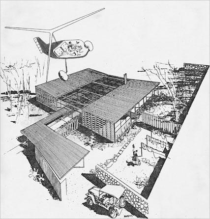 Ralph Rapson design