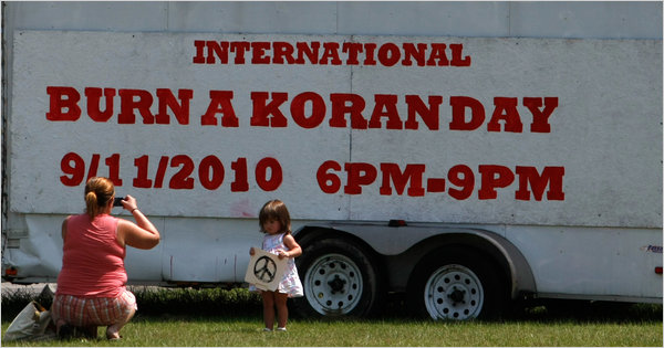 International Burn A Koran Day