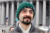 Sergey Aleynikov, a former programmer for Goldman Sachs.