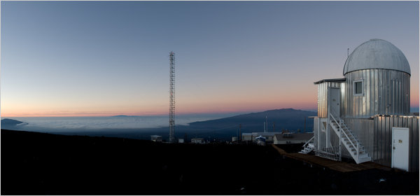 KEEPING WATCH  The Mauna Loa Observatory, at an altitude of 11,135 feet above sea level in Hawaii, has been continuously monitoring and collecting data related to climate change since the 1950s.  By JUSTIN GILLIS Published: December 21, 2010