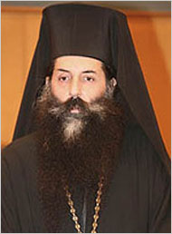 Metropolitan Seraphim of Piraeus.