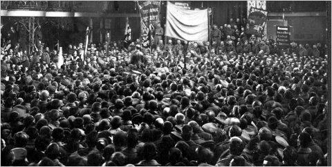 St Petersberg: Revolution