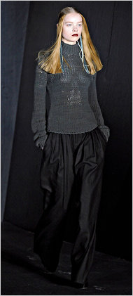 Olivier Theyskens for Theory fall 2011.