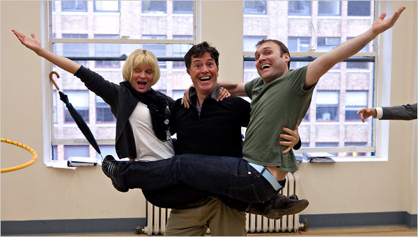 Stephen Colbert and Company