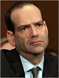Neil M. Barofsky, the former special inspector general for the Troubled Asset Relief Program.