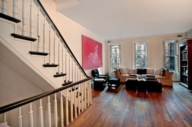 """The town house featured in the 1961 film """"Breakfast at Tiffany's."""""""