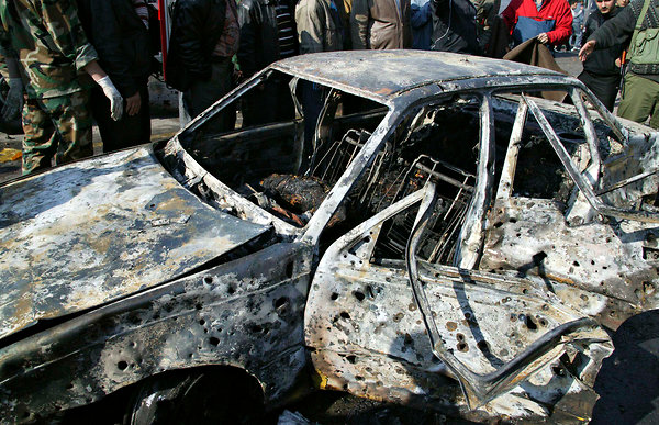 Suicide Bombing Changes Nature Of The Syrian Revolution