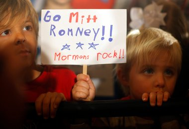 Mitt Romney and Mormons