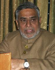 Akhtarul Wasey, the director at the Zakir Husain Institute of Islamic Studies, Jamia Millia Islamia