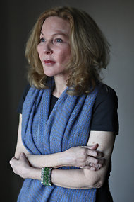 Katherine Boo, photo by Fred R. Conrad in NYT Feb 8 2012