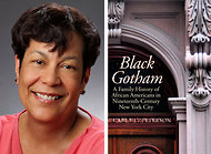 """Carla L. Peterson, the author of """"Black Gotham: A Family History of African Americans in Nineteenth-Century New York City."""""""
