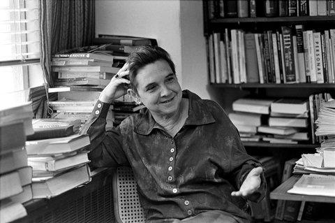 Adrienne Rich en 1987.