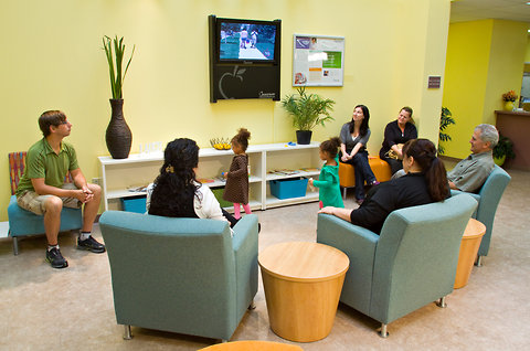 Medical Waiting Room Image