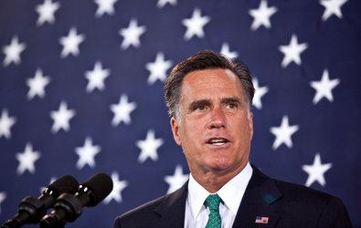 Mitt Romney spoke to supporters on Wednesday in Charlotte, N.C.