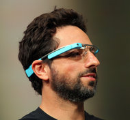 Google's glasses cost $1,500, for a special pre-order.