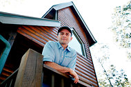 Tom Telford built his cabin rental business using Google AdWords, but later changed his online ad strategy.