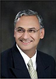 Dr. Naveen Thacker, Standing Committee Member of International Pediatric Association.