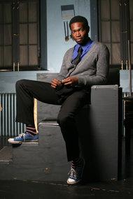 Tarell Alvin McCraney in 2009.