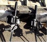 RBG-6 appear in Syrian YouTube videos.