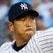 The Yankees' Hiroki Kuroda lowered his earned run average to 1.99, which ranks fourth in the league.
