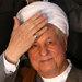 A former Iranian president, Ali Akbar Hashemi Rafsanjani, center, registered to run for president last Saturday in Tehran.