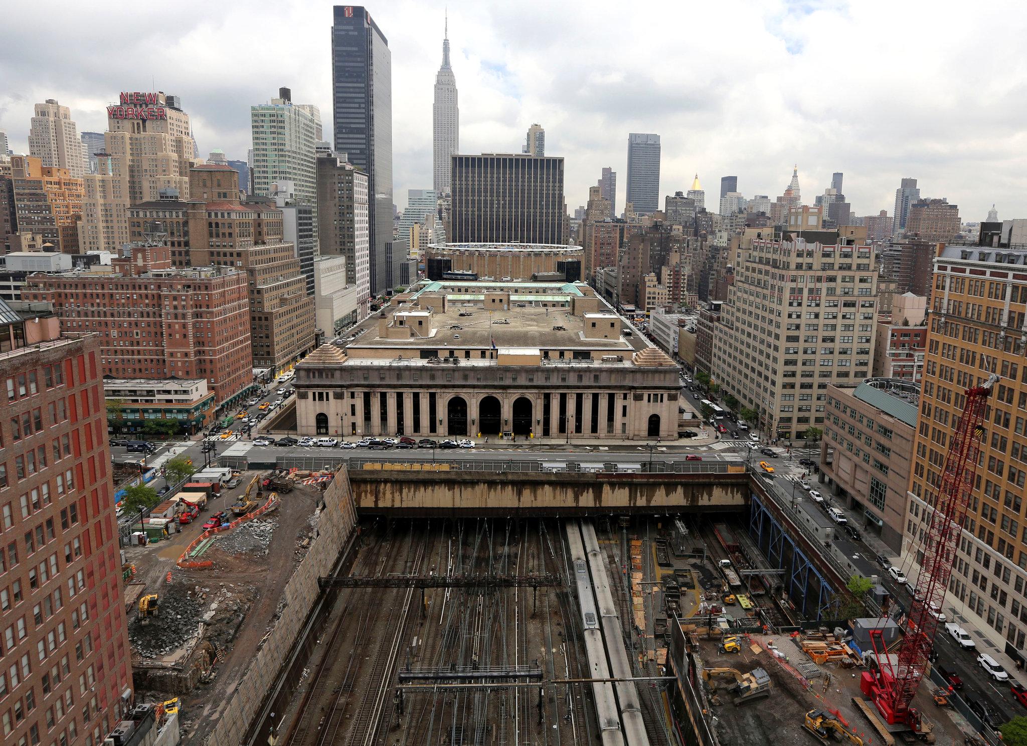Penn Station Madison Square Garden Report Needs Rethinking