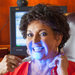 Joyce Osborn Wilson displaying her teeth-whitening kit at her office in Guntersville, Ala. The state dental board wants her to stop selling it, saying she is practicing dentistry without a license. Ms. Wilson has filed a lawsuit in state court to be allowed to continue her business.