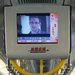 A TV screen showed the news ofEdward J. Snowden on a subway in Hong Kong on Sunday.