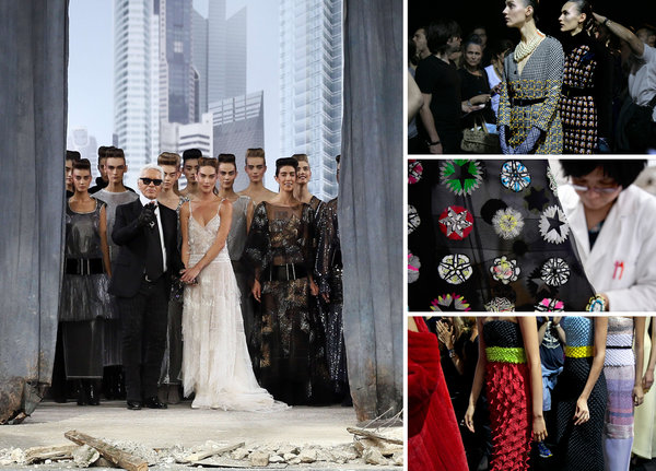 Couture Fashion Week: Raf Simons, Dior, Versace et plus