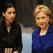 Secretary of State Hillary Rodham Clinton and Huma Abedin, her aide, at a session of the United Nations Security Council in 2009.