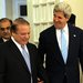 Secretary of State John Kerry with Pakistan's new prime minister, Nawaz Sharif, on Thursday in Islamabad, the capital.