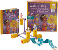 One of the kits, which teaches girls how to build a float for princesses, is $20.