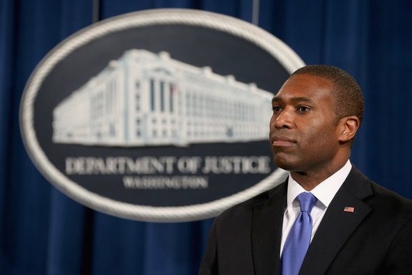 Tony West, the associate attorney general, helped broker the government's settlement with JPMorgan Chase.