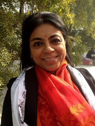 Mukulika Banerjee.