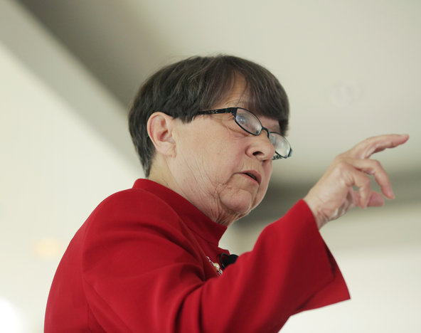 Mary Jo White, chairwoman of the S.E.C., said the new rules would protect the financial system.