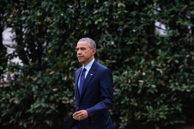 Emails that President Obama sent and received were breached last year, senior officials said.