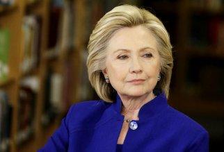 Hillary Clinton Facial Expressions
